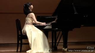 2013PTNA迚ケ邏壻コ梧ャ。 荳ュ隘ソ蠖ゥ蜉�(pf) J.S.繝舌ャ繝擾シ壼濠髻ウ髫守噪蟷サ諠ウ譖イ縺ィ繝輔�シ繧ャ BWV903