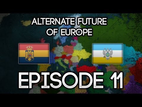 """Alternative Future of Europe [Episode 11] """"Time to change"""""""