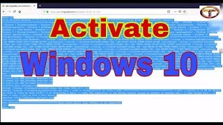 How To Activate Windows 10 Permanently | All Versions Without Any Software Or Product Key