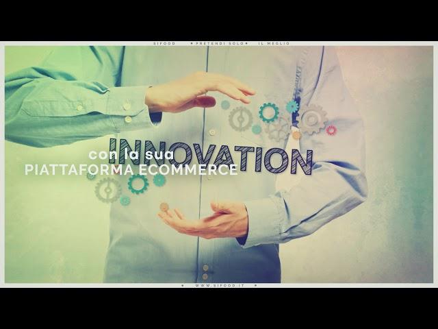 Ancora un passo avanti tra innovazione e visione del futuro. Noi siamo Sifood