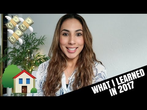What I learned in 2017 Being a Real Estate Agent