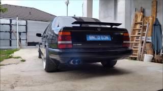 Lancia Thema 8.32 V8 Sound