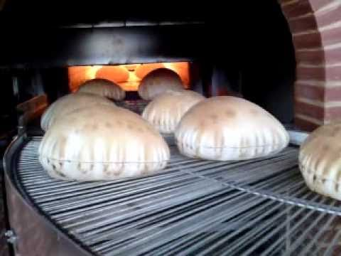 Automated Pita & Flat Bread Production Line - FoodMatix Solutions