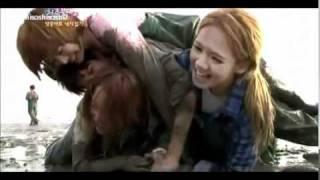 111119 SNSD Sunny Hyoyeon Brawl @ Invincible Youth 2 Ep 2 cut - Stafaband