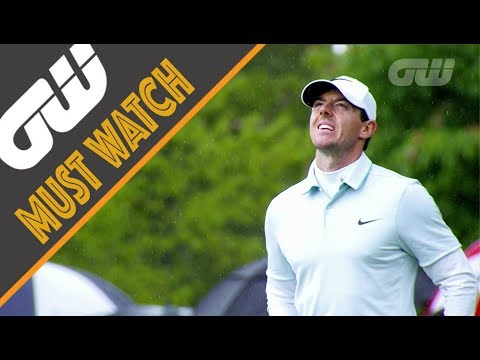 Spotlight on Rory McIlroy ahead of the U.S. Open