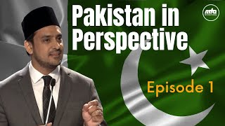 Pakistan in Perspective  | Minorities, Constitution and Human Rights (Season 1, Episode 1)