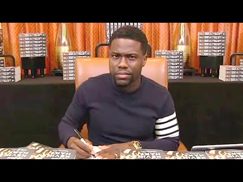 "Kevin Hart Book Signing & Interview | ""I Can't Make This Up"""