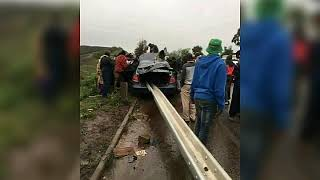 Breaking news Nyeri governor involved in accident