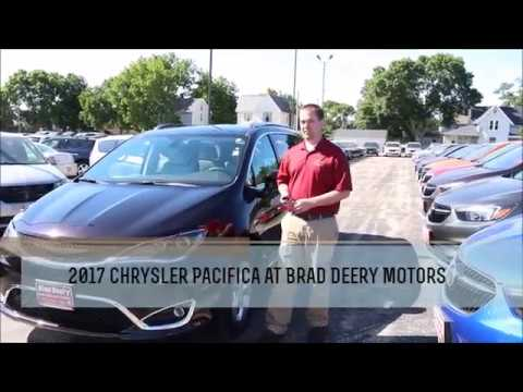2017 pacifica at brad deery motors maquoketa ia youtube