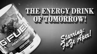 The Energy Drink of Tomorrow! Starring FaZe Apex
