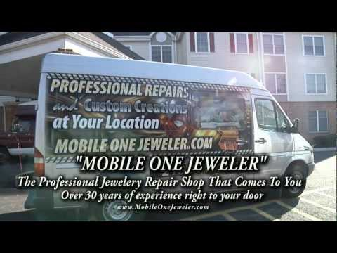 Mobile One Jeweler A JEWELRY REPAIR SHOP THAT COMES TO YOUR FRONT DOOR