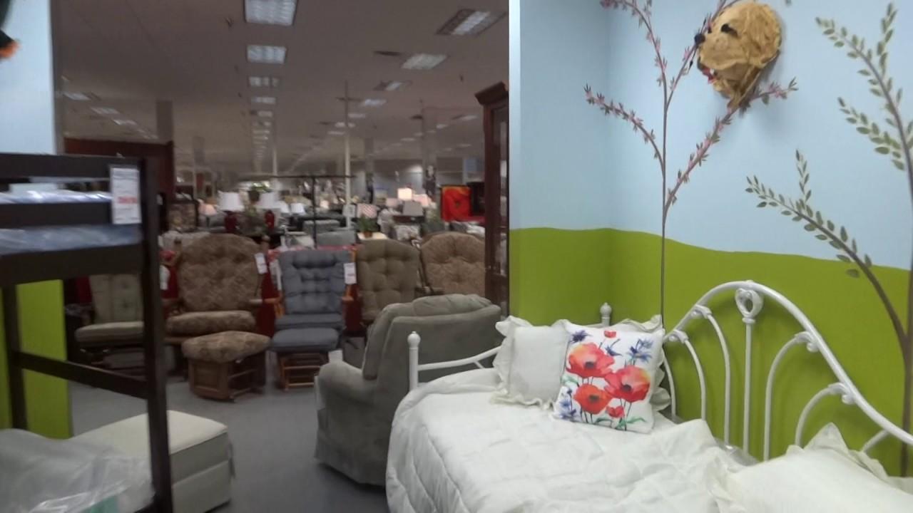 The 20u0027000 Sq Ft Basement Of Grand Furniture Kingsport TN