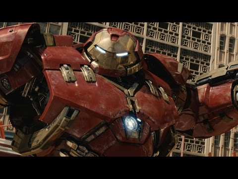 Marvel's Avengers: Age of Ultron - Trailer...