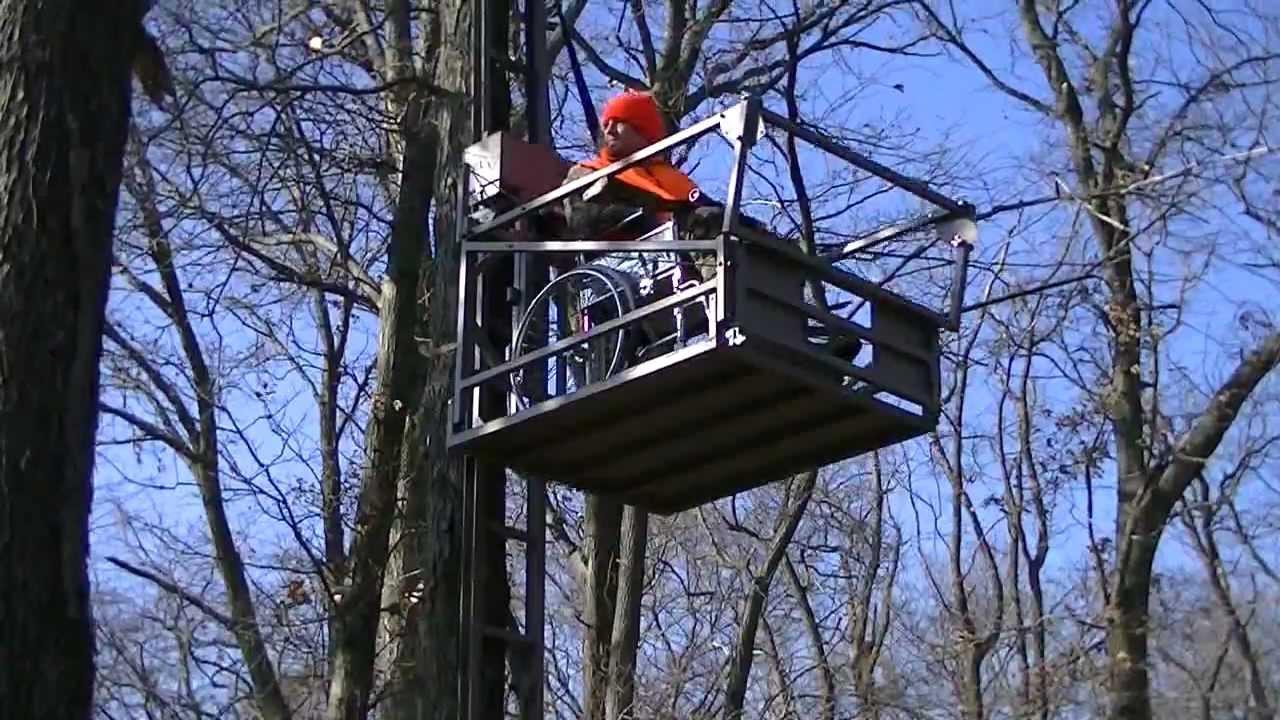 Spirit Lift Treestand Features Youtube