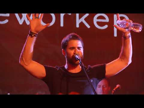 Darren Criss | Cough Syrup - Clip (Homework EP Release Party - Globe Theatre LA)