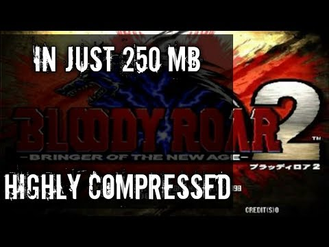Bloody Roar II Android (250 mb ) highly compressed 1000% working