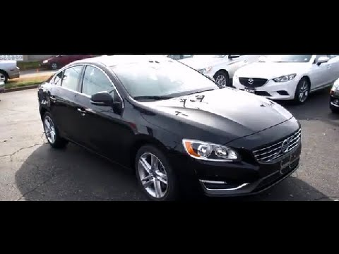2014 volvo s60 t5 fwd walkaround start up tour overview. Black Bedroom Furniture Sets. Home Design Ideas
