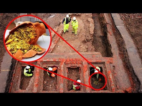 Most MYSTERIOUS Archaeological Discoveries In EUROPE!