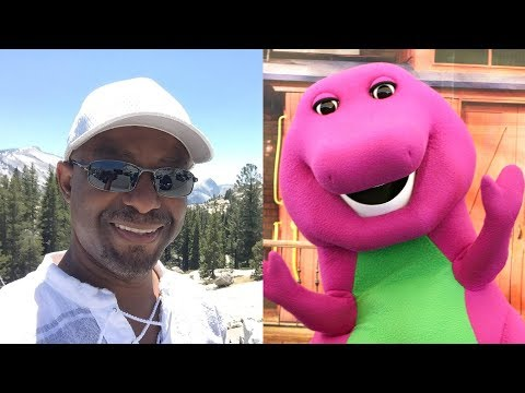 Man Who Played Barney For 10 Years Is Apparently Running Tantric Sex Business