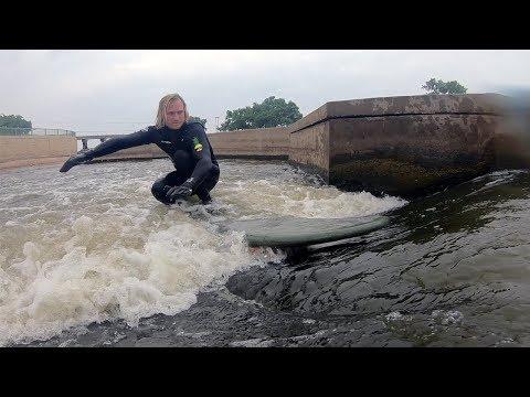 SURFING in KANSAS