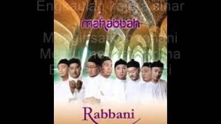 Rabbani - Kejora Sinar Zaman + Lirik