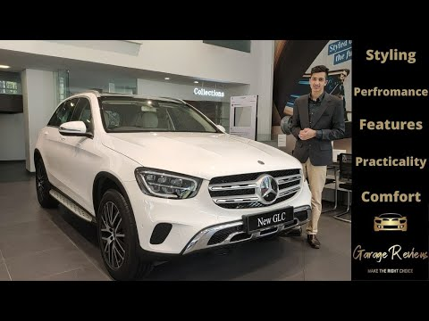 Mercedes GLC 220d Review | C Class of SUV's | Garage Reviews from YouTube · Duration:  33 minutes 25 seconds