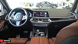 2019/2020 BMW X7 M Sport XDrive - INTERIOR