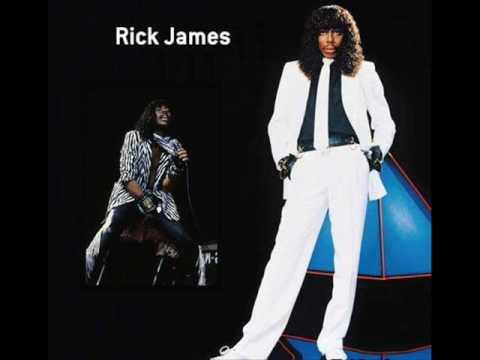 Rick James Ghetto Life