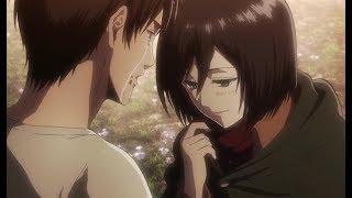 Mikasa Confesses To Eren & Eren Uses The Coordinate! | Attack on Titan Season 2
