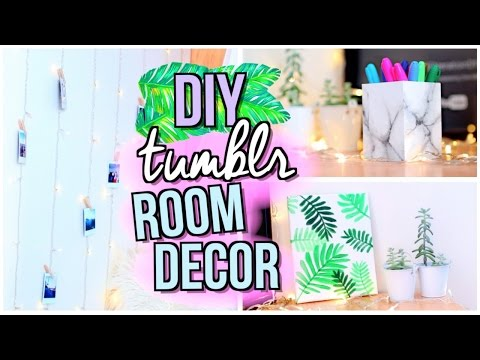 DIY Tumblr Room Decor | JENerationDIY