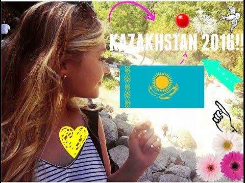 KAZAKHSTAN TRIP // PART 2 // ALMATY!! WATCH IN HD