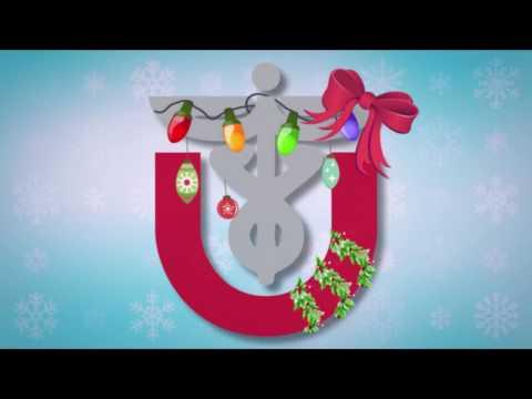 University of Utah Health Care Holiday Greeting 2016