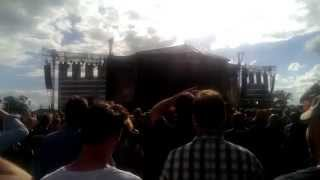 Sonisphere - Alice In Chains - Them Bones 6 July 2014