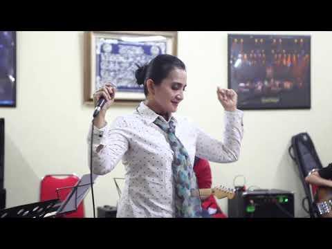 CINTA KURA-KURA Rehearsal with Dwiki Dharmawan (Jazz Version)