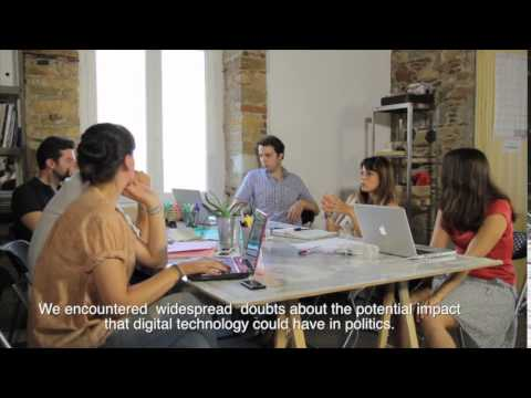 Vouliwatch Crowdfunding Campaign Video