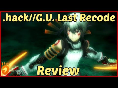 Review: .hack//G.U. Last Recode (PS4, Also On PC)