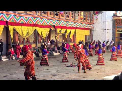 Jakar (Chakkar) Festival Bhutan 2016