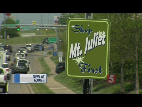 Mt. Juliet Makes America's Top 30 Boom Town List