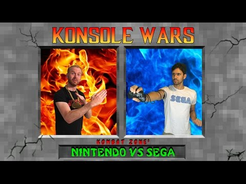 Console Wars - Mortal Kombat II - Super Nintendo vs Sega Genesis