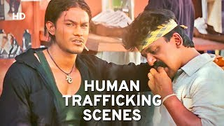 Bollywood Human Trafficking Scenes | Kunal Khemu | Traffic Signal | Blockbuster Bollywood Movie