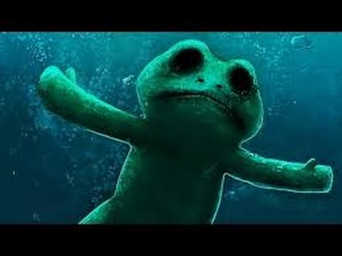 THEY BREATH- The Story of a Creepy Frog