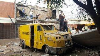 Fantástico - Áudios INÉDITOS sobre o Mega assalto a prosegur no Paraguai ! 30/04/2017