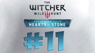 The Witcher 3. Каменные Сердца. Часть 11 (Страшный дом. Третье желание)