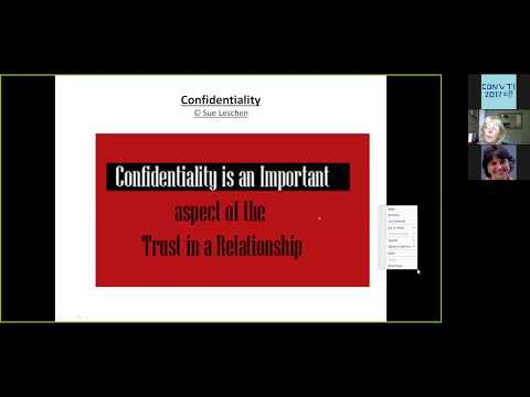 Shh... Confidentiality issues for freelance Interpreters and Translators