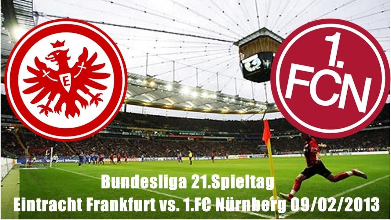 Frankfurt Vs Nürnberg