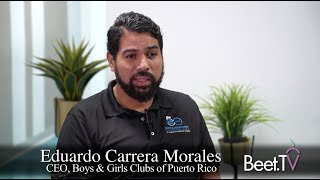 The U.S. Media Industry Steps Up with Boys & Girls Clubs of Puerto Rico to Break the Poverty Cycle