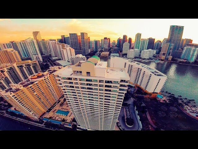 Welcome to Paradise (Miami FPV Freestyle) - Johnny FPV 2018