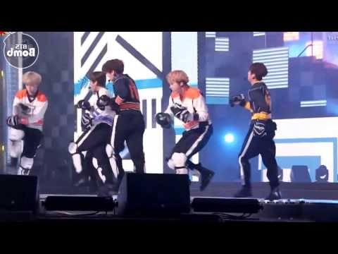 [Mirrored] BTS - As I Told You Dance MBC Music Festival 20161231