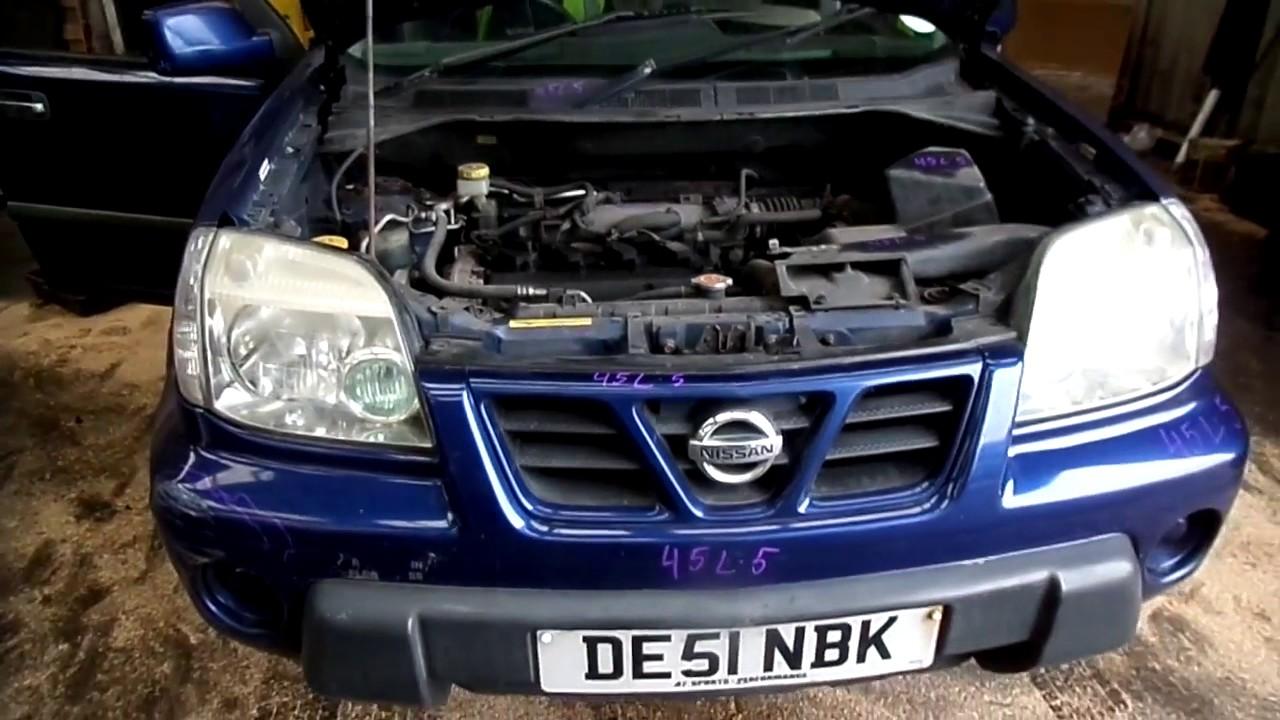 топливный насос nissan xtrail двигатель qr20-de