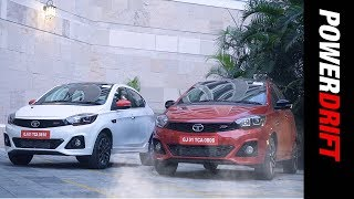 Tata Tiago and Tigor JTP : Twice the fun : PowerDrift